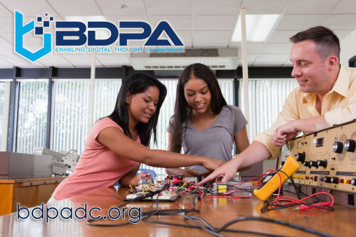 BDPA Students and Tech Interns