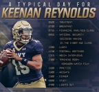 If not the NFL, Navy QB selects Information Warfare Career Path