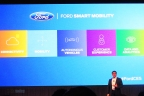 Ford Announces SMART Mobility Plan at CES