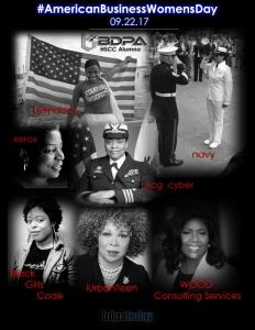 #AmericanWomansBusinessDay