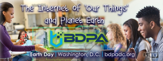 Earth Day Tech Summit | #CyberEarth18